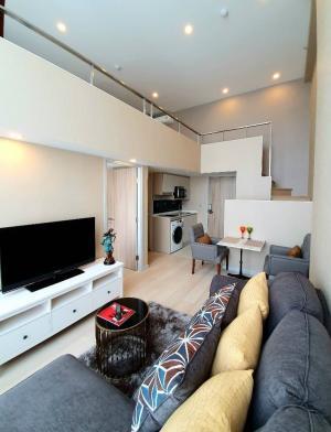 For RentCondoSathorn, Narathiwat : [HOT Price] Duplex room - Knightsbridge Prime Sathorn